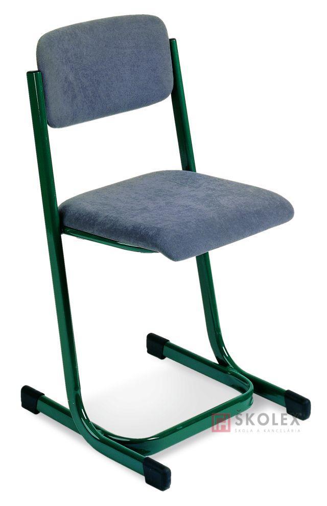 Stuhl schule  Schule stuhl Lava - gepolsterte / Skolex